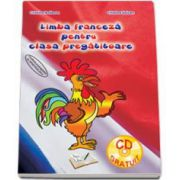 Limba franceza pentru clasa pregatitoare - Contine CD gratuit