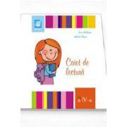 Caiet de lectura pentru clasa a IV-a