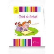 Caiet de lectura pentru clasa a II-a