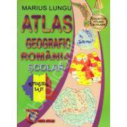 Atlas geografic Romania scolar (Marius Lungu)
