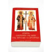 Sfantul Constantin cel Mare cel intocmai cu apostolii (Dimitrios Apostolidis)