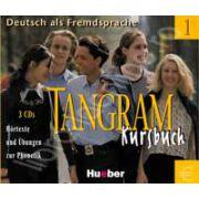 Tangram 1 A/B Kursbuch. Hortexte und Ubungen zur Phonetik (3CDs)