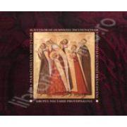 Slujba paraclisului sfintilor slavitilor de Dumnezeu - incununatilor voievozi si mucenici Brancoveni (CD audio)