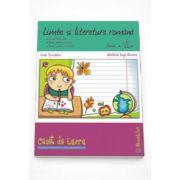 Limba si literatura romana. Caiet de lucru pentru clasa a 6-a
