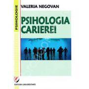 Psihologia carierei (Valeria Negovan)