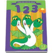 123 (Prima mea carte de colorat)