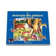 Animale din padure (carte cu ferestruici)