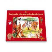 Animale din zone indepartate (carte cu ferestruici)