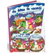 Cu Dino in vacanta. Evaluare interdisciplinara pentru clasa a II-a (Contine CD cu soft educational)