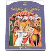 Hansel si Gretel (colorez povesti alese)