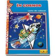 In cosmos (carte de colorat)