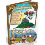 Limba Romana, pentru clasele a II-a si a III-a. Aventuri de poveste (Contine CD cu soft educational)