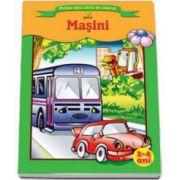 Masini (Prima mea carte de colorat)