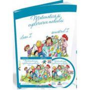 Matematica si explorarea mediului, auxiliar pentru clasa I - Semestrul I (Contine CD cu soft educational)