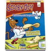 Scooby-Doo. Fantoma de la pizzerie (poveste cu 40 de abtibilduri reutilizabile)