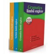 Set 3 volume - Pachet, Invata usor limba engleza (Ideal pentru a progresa)