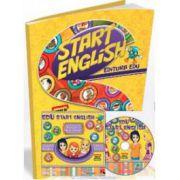 Limba engleza. Start English, pentru clasa pregatitoare si clasa I (Contine CD cu soft educational)