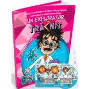 Un explorator traznit - matematica si explorarea mediului, pentru clasa a II-a si clasa a III-a (Contine CD cu soft educational)
