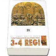 3-4 Regi. Vechiul Testament in talcuirea Sfintilor Parinti - IX