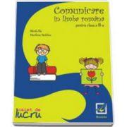 Comunicare in limba romana pentru clasa a II-a. Caiet de lucru