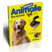 Primele Animale - First Animals. Editie bilingva