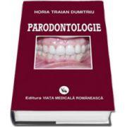 Horia Traian Dumitriu, Parodontologie - Editia a V-a, revazuta si adaugita