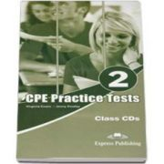 Teste de limba engleza. Practice test CPE 2 (Class CDs)