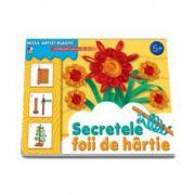 Secretele foii de hartie. Activitati pentru copiii de la 5 la 9 ani (Micul artist plastic)