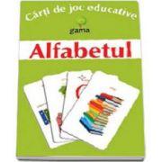Alfabetul (Carti de joc educative)