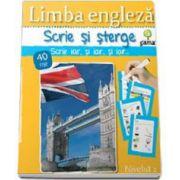Limba engleza - nivelul 2 (Scrie si sterge!)