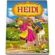 Cartea magica a povestilor - Heidi