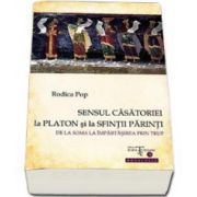 Sensul casatoriei la Platon si la Sfintii Parinti. De la Soma la impartasirea prin trup