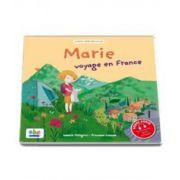 Marie voyage en France - Bonus Audio viens ecouter mon histoire sur internet