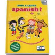 Sing and learn Spanish ! - Music CD and songbook with illustrated vocabulary
