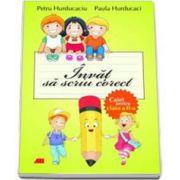 Invat sa scriu corect caiet pentru clasa a II-a (Petru Hurducaciu)