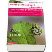 Jerome Jullien, Bolile si daunatorii plantelor - Diagnostic si tratament