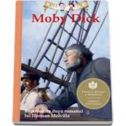 Moby Dick. Repovestire dupa romanul lui Herman Melville (Kathleen Olmstead)
