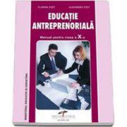 Educatie antreprenoriala. Manual pentru clasa a X-a