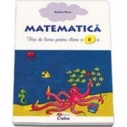 Matematica fise de lucru pentru clasa a II-a (Angelica Manea)