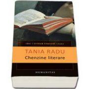 Tania Radu, Chenzine literare
