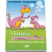 Laura Hardalau, Magia sunetelor. Colectie de palatograme pentru copii - Contine CD