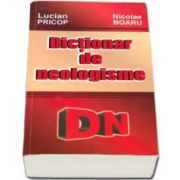 Lucian Pricop, Dictionar de neologisme
