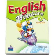 English Adventure. Starter A Activity Book (Format, Paperback)