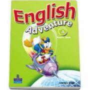 English Adventure. Starter A Pupils Book (Format, Paperback)