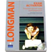 Exam Activator. Classroom and self-study exam preparation, with 2 audio CDs