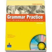 Grammar Practice for Elementary Student Book with Key Pack - With CD-ROM