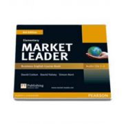 Market Leader 3rd edition Elementary Level Coursebook Audio CD (Simon Kent)