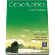 Opportunities Intermediate Global Students Book with mini dictionary