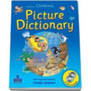 Picture Dictionary, Longman Childrens Picture Dictionary - 2 Cds inside!
