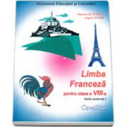 Angela Soare, Limba franceza. Manual pentru clasa a VIII-a limba moderna 1 - Cavallioti